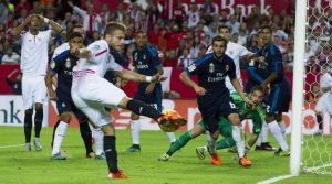 Севилья – Реал Мадрид: прогноз на матч Ла Лиги (26.09.2018)