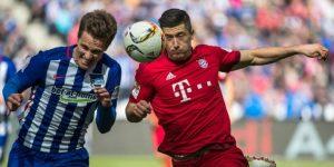 Герта – Бавария: прогноз на матч Бундеслиги (28.09.2018)