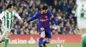 Барселона – Бетис: очередная победа Блаугранас?