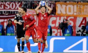 Аякс – Бавария: битва за первое место