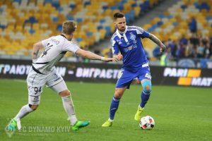 Динамо Киев – Черноморец: обыграть аутсайдера