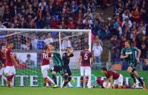 Рома – Сассуоло: какую ставку сделать на матч?