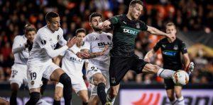 Краснодар – Валенсия: прогноз на матч Лиги Европы (14.03.19)