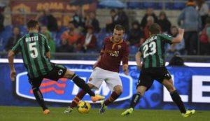 Сассуоло – Рома: прогноз на матч Серии А (18.05.19)