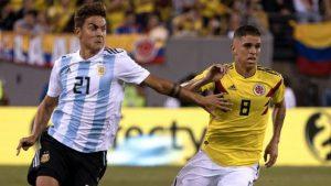 Аргентина – Колумбия: прогноз на матч (16.06.19)