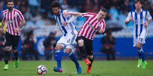 Атлетик – Реал Сосьедад: прогноз на матч Ла Лиги (30.08.19)