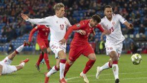 Дания Швейцария прогноз