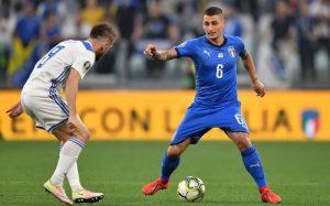 Италия – Греция: прогноз на матч ЕВРО-2020 (12.10.19)