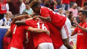 Бенфика – Лион: прогноз на матч Лиги Чемпионов (23.10.19)